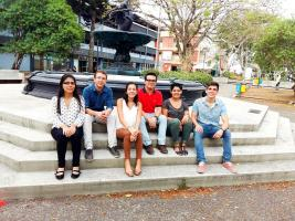 El equipo Hamilk está integrado por 6 estudiantes de la UCR