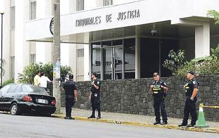 En los Tribunales de Ciudad Quesada el fiscal habló abiertamente de la penetración del narcotráfico en Ciudad Quesada
