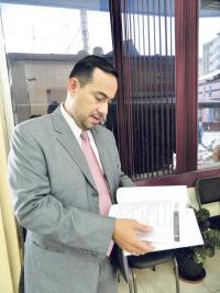Eduardo Flores mostró la agenda que llevarán a cabo los observadores internacionales en la segunda vuelta electoral peruana