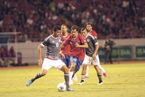 Costa Rica y Paraguay se medirán en la primera jornada del grupo A el sábado en Orlando