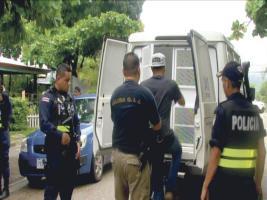 Agentes del OIJ de Nicoya detuvieron al hombre de 26 años