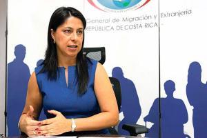 Mientras Kathya Rodríguez cumplirá su último día como directora de Migración, el ministro Mata anunciará por la tarde a su sucesor